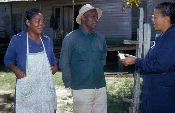 nurse eunice rivers in tuskegee syphilis study Controversy stemming from the experiment, now known as the tuskegee syphilis study with the help of a tuskegee institute nurse, eunice rivers.